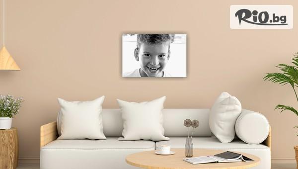 Печат на снимка или колаж върху канава #1