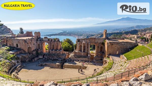Самолетна екскурзия до Сицилия #1