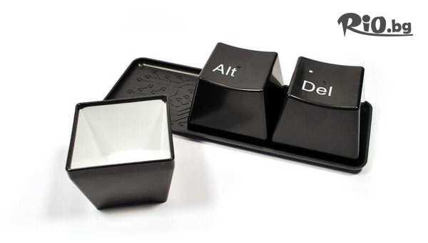 Комплект чаши - Ctrl, Alt, Del #1