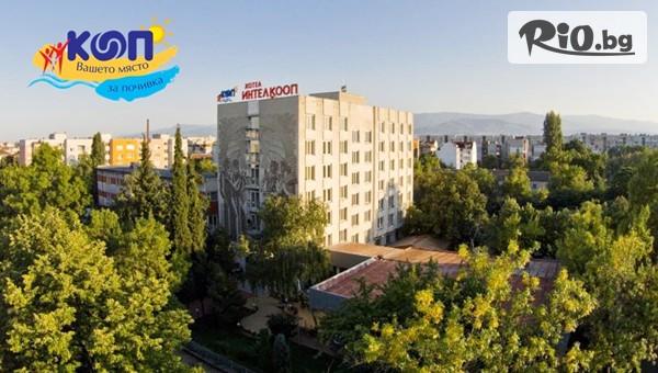 Хотел Интелкооп, Пловдив #1