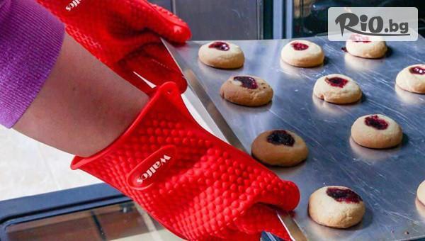 Кухненска огнеупорна ръкавица #1