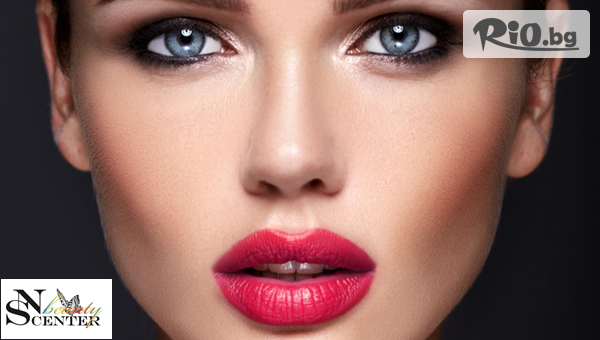 Meso Color Lips терапия #1