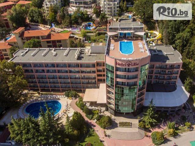 Хотел Лилия Галерия снимка №2