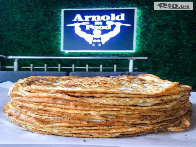 Ресторант Arnold Food Галерия #7