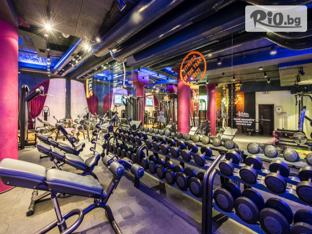 Pulse Fitness & Spa Галерия #5
