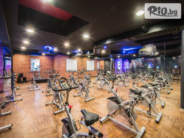 Pulse Fitness & Spa Галерия #7