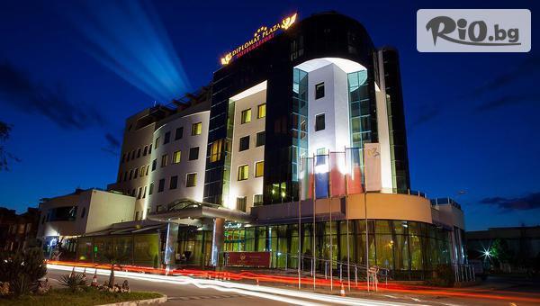 Diplomat Plaza Hotel & Resort - thumb 1