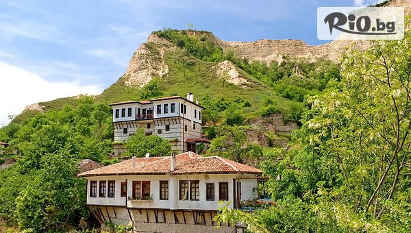 Самуилова крепост, Петрич, Рупите #1