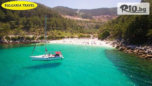 Почивка на остров Тасос #1