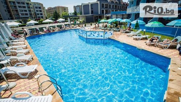 Слънчев бряг, Хотел Бохеми 3* #1