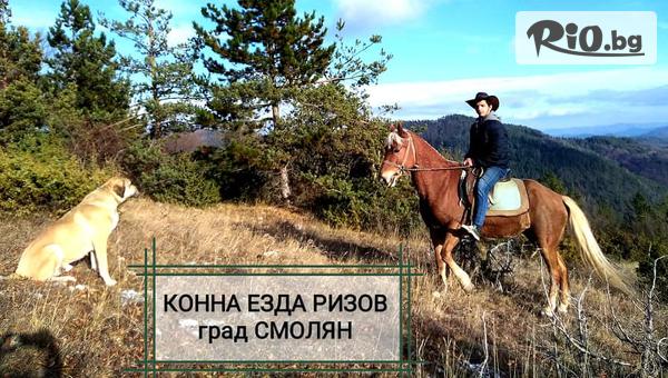 Четиричасова конна езда #1