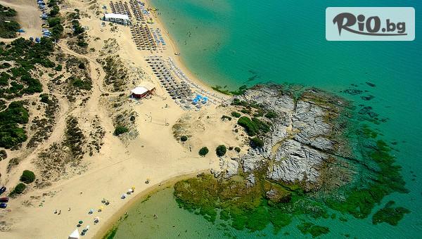 На плаж в Неа Перамос #1