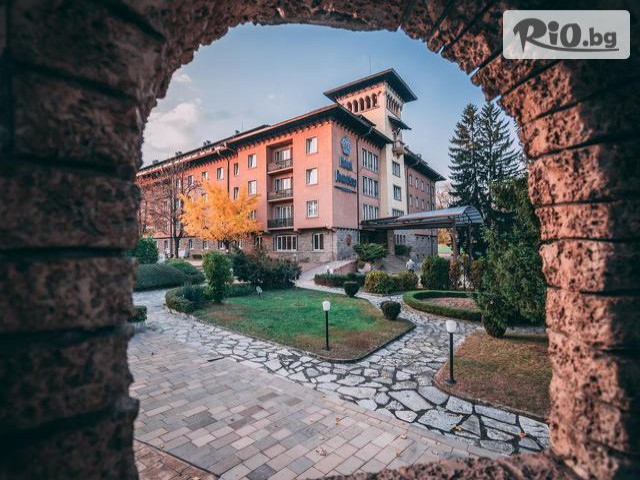 Спа хотел Двореца Галерия снимка №1