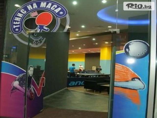 Тенис клуб и кафе Мол Варна Галерия #2