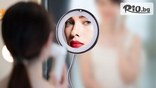 LED Огледало Flexible Mirror #1