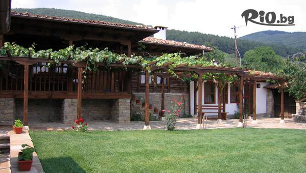 Жеравна, Къщата с Лозницата #1