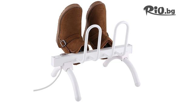 Електрическа сушилня за 2 чифта обувки #1