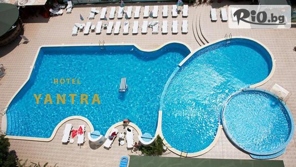 Хотел Янтра 3*, Слънчев бряг #1