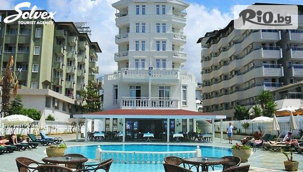 Хотел Azak 4*, Алания #1