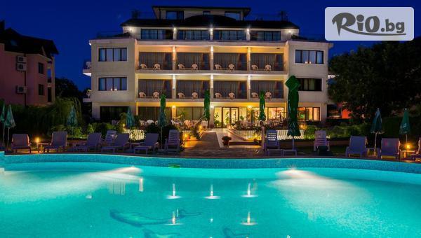 Хотел Атлант 3*, Константин и Елена #1