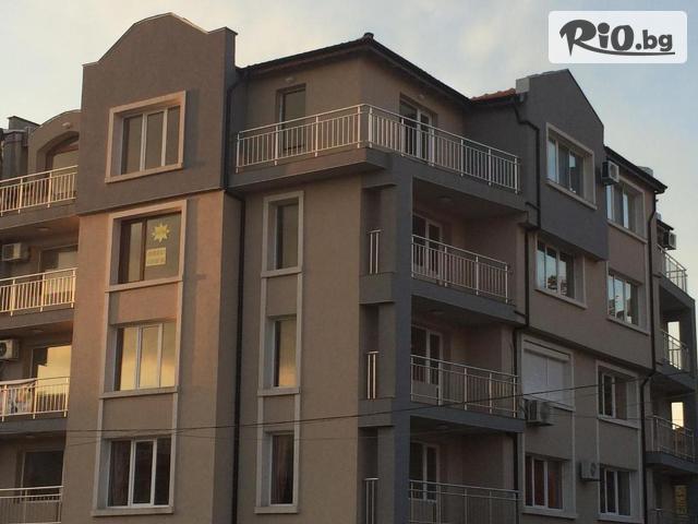 Апартаменти Палас Делукс Галерия #1
