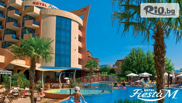 Хотел Фиеста М 4*, Сл. бряг #1