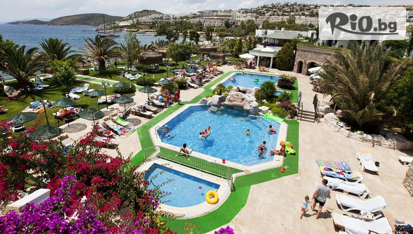 Royal Asarlik Beach Resort Spa, Бодрум #1