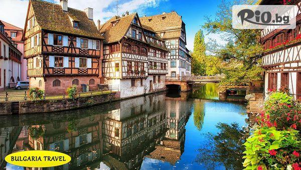 До Париж през Швейцария #1