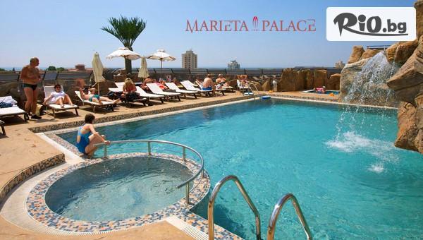Хотел Мариета Палас 4*, Несебър #1