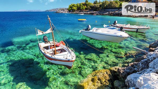 Почивка на остров Закинтос #1