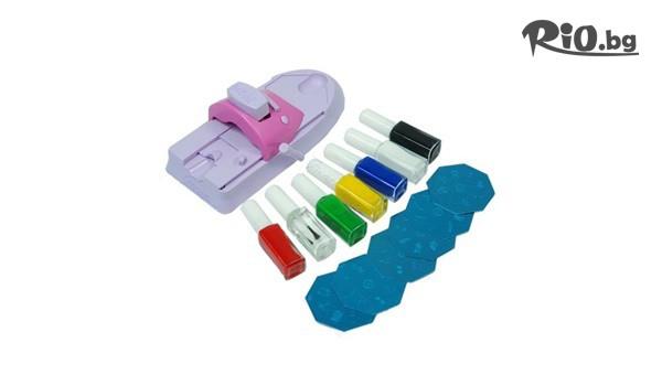 Машинка за декориране на нокти #1