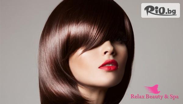 Колагенова терапия за слаби коси #1