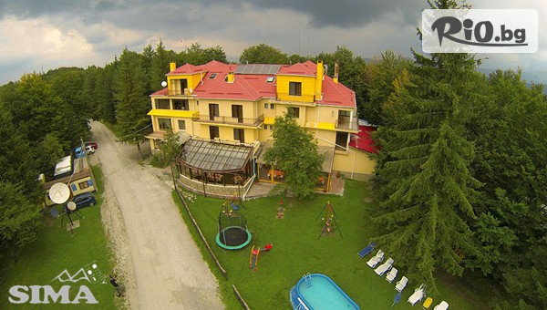 Семеен хотел Сима, Беклемето #1