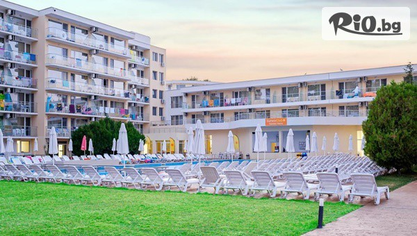 Хотел Гардън Невис 3*, Слънчев бряг #1
