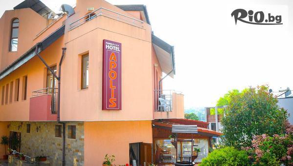 Созопол, Хотел Аполис 3* #1