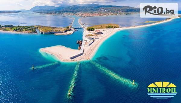 Почивка на остров Лефкада #1