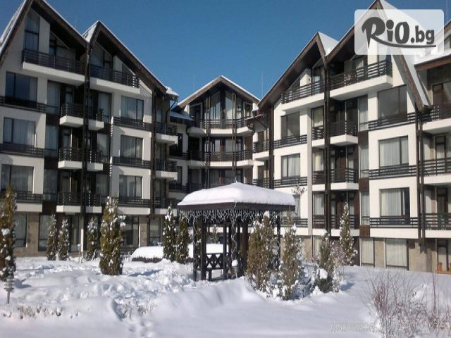 Хотел Aspen Resort 3* Галерия снимка №2