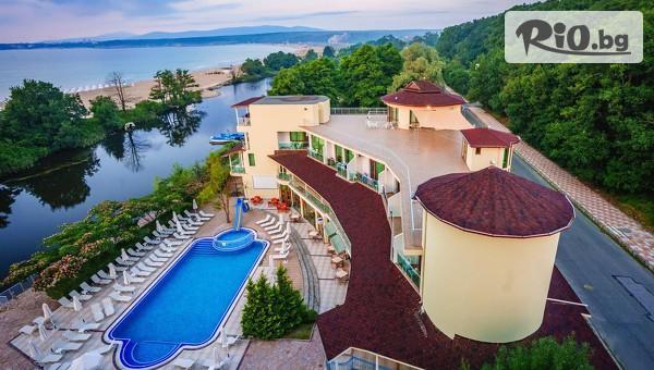 Хотел Перла Сън Парк 4*, Приморско #1
