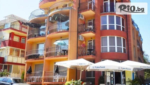 Семеен хотел Денз, Черноморец #1
