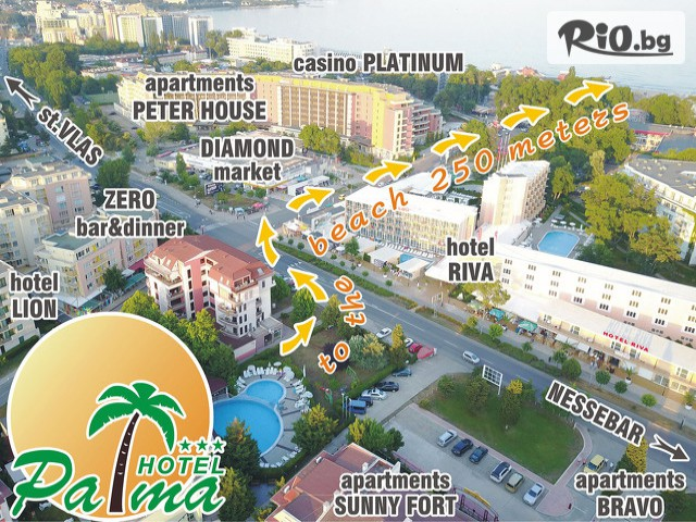 Хотел Палма Галерия #23