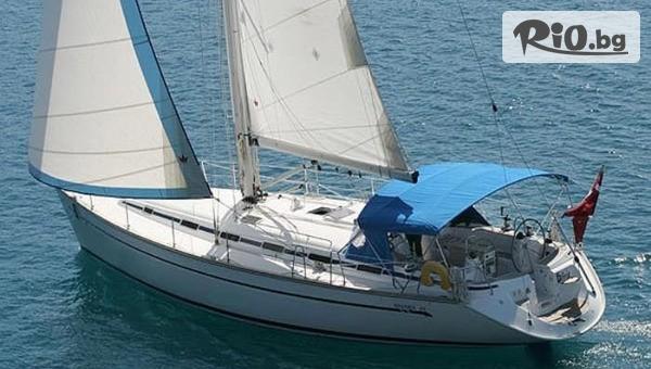Яхта BAVARIA 49