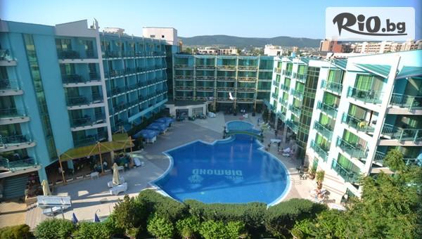 Слънчев бряг, Хотел Диамант 4* #1