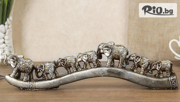Фън Шуй статуетка слончета #1