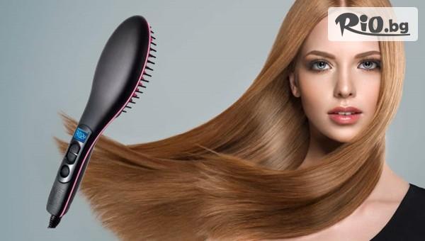 Четка за изправяне на коса #1