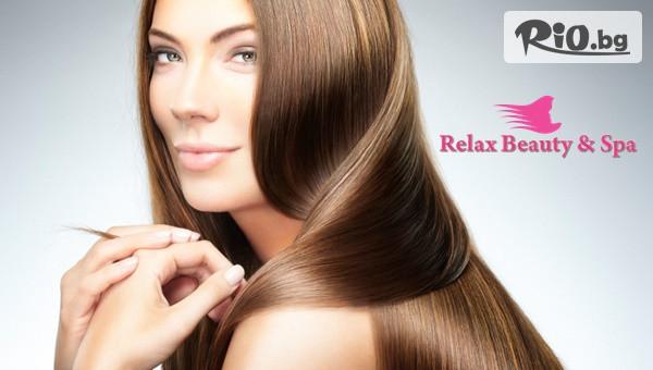 Витаминна терапия за коса #1