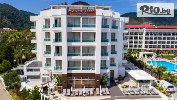 Mumanar Beach Residence 5*, Мармарис #1