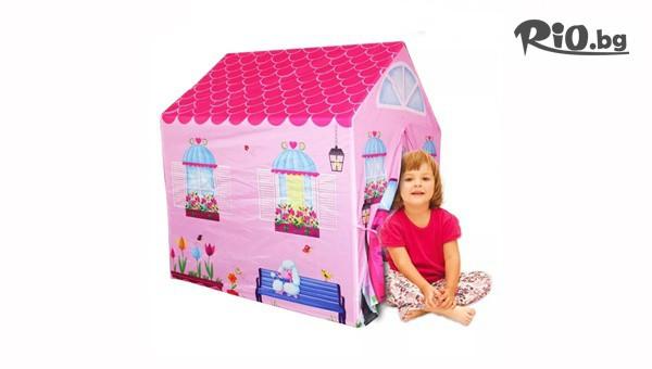 Детска къщичка за игра #1