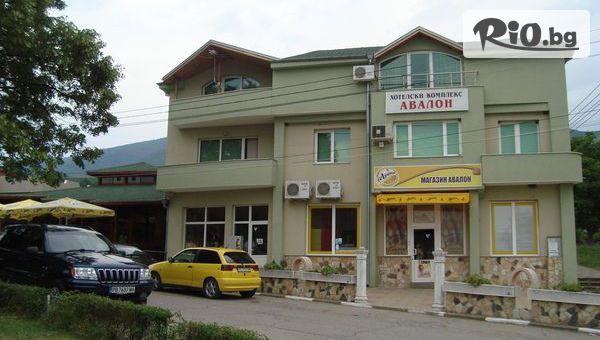 Хотел Авалон, село Червен #1