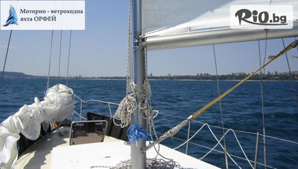 Моторно-ветроходна яхта Орфей - thumb 4