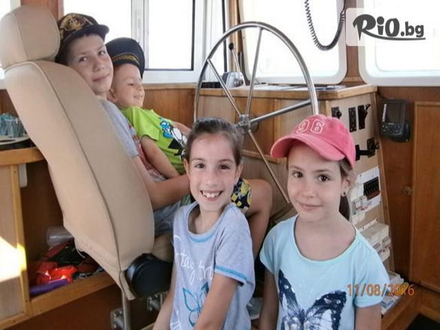 Моторно-ветроходна яхта Орфей  Галерия #5